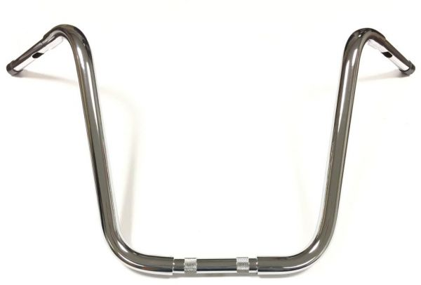 18 Inch Ape Hanger Handlebar For Harley Softail Dyna and Sportster