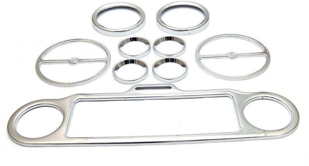 inner fairing trim kit for 96 to 13 harley electra glide